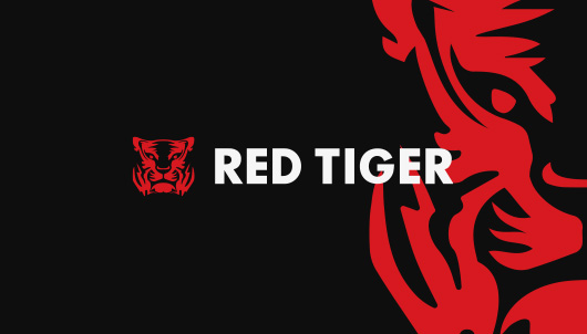 red tiger image